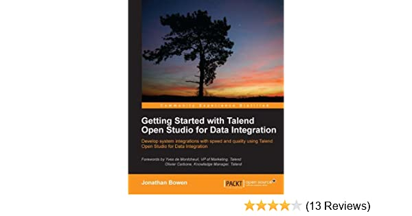 Amazon com: Getting Started with Talend Open Studio for Data