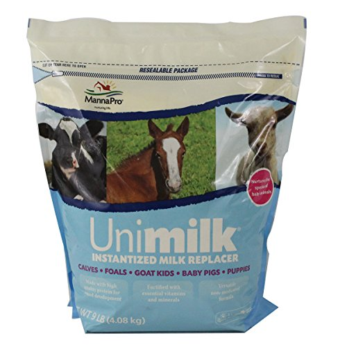 Manna Pro Unimilk Milk Replacer for Pets, - Milk Uni
