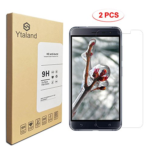 Tempered Glass Screen Protector for Asus Zenfone 3 5.5 - 9