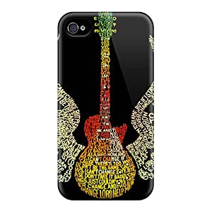 Lqc11551Ecpp Cases Covers Protector For Iphone 6 Abstract Guitar Cases