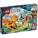 LEGO - 41175 - Elves - Jeu de Construction - La Grotte de Zonya