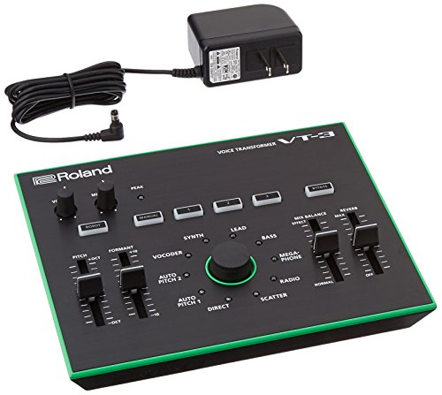 Roland Aira VT-3 Voice Transformer Synthesizer Vocoder - Buy Online