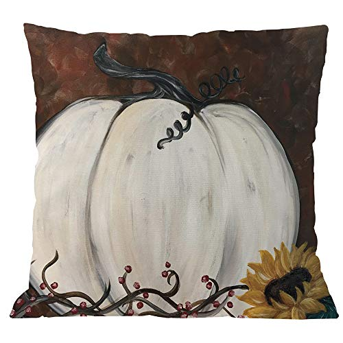 GOVOW Halloween Pillowcase Decorative Upholstery Cushion Throw Pillow Cases Cover Decor Gifts -