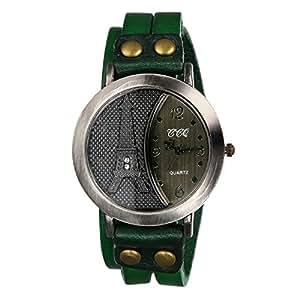 Reloj hombre Vintage lancardo reloj cuarzo reloj pulsera reloj Digital correa mulcouche reloj hombre pas barato