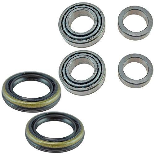 Rear Wheel Bearings Seals - Rear Wheel Bearing & Seal Kit LH Driver & RH Passenger Sides for Grand Cherokee