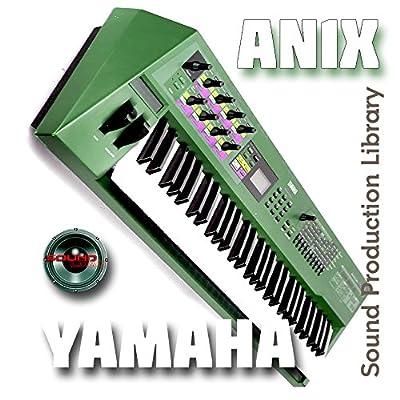 YAMAHA DX7 - King of 80`s - Large unique original WAVE/Kontakt Multi-Layer Samples Library on DVD or download from SoundLoad