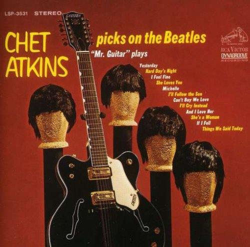 CD : Chet Atkins - Picks On The Beatles (CD)