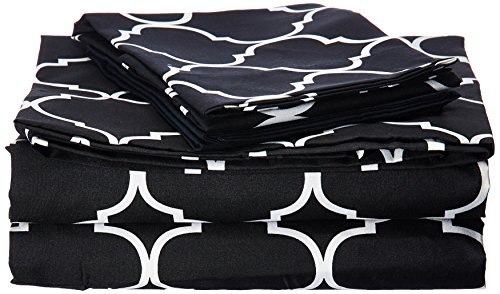 Chic Home 6 Piece Illusion Supersoft Brushed Microfiber Deep