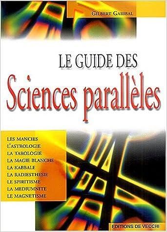 Livre Le guide des sciences parallèles pdf ebook