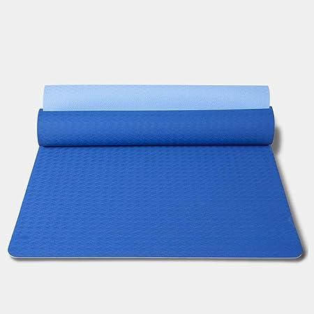 BJYG Colchoneta de Yoga actualizada Colchoneta de Ejercicios ...