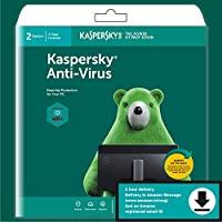 Kaspersky Anti-Virus 2-Desktop 3 year (Single Key) (Email Delivery in 2 Hours - No CD)