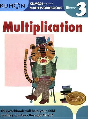 math worksheet : grade 3 multiplication kumon math workbooks  kumon publishing  : Kumon Multiplication Worksheets