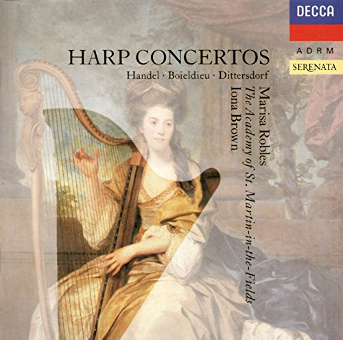 Dittersdorf: Harp Concerto in ...