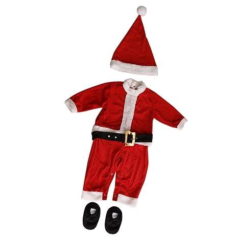 Traje de Navidad Santa de Elfos Disfraces Juegos de ...