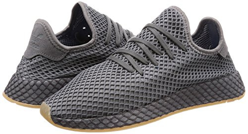 Scarpa Three Runner Deerupt adidas Grey 0qwp1OxR