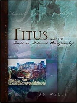 Titus and the Call to Biblical Discipleship