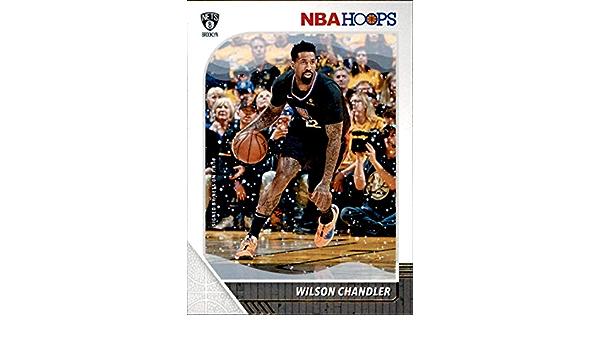2019//20 Hoops Basketball Cox #86 Wilson Chandler