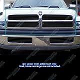 APS Compatible with 1999-2001 Dodge Ram Sport Billet Grille Combo D87948A