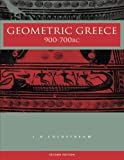 img - for Geometric Greece: 900 700 BC book / textbook / text book