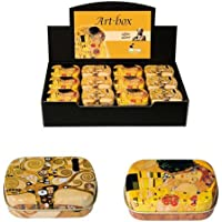 "Fridolin 18612""Gustav Klimt–Árbol de la vida"" Mini caja"