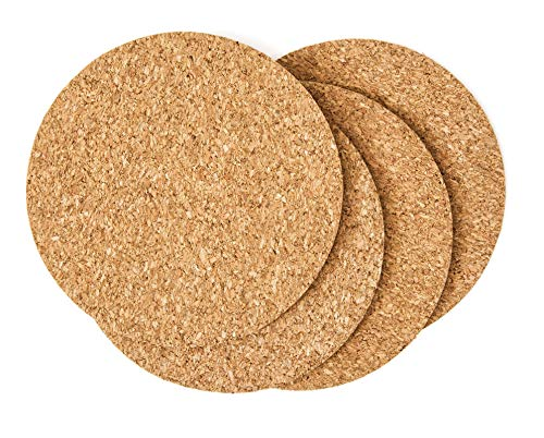 Cork Drink Coasters 18