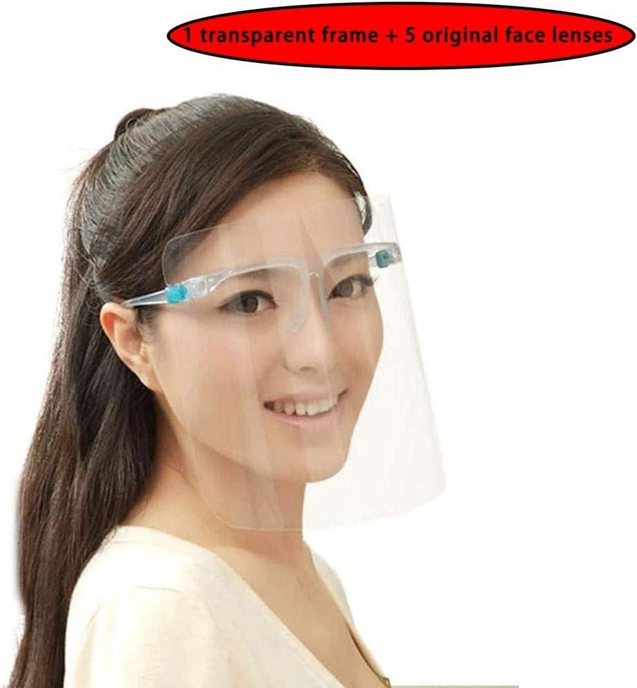 KEYI Gafas De Seguridad,Gafas De Seguridad Equipo De Protección Personal,Protección De Gafas,Plexiglás Completamente Cerrado,a Prueba de Salpicaduras,protección de Cocina