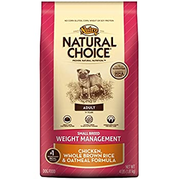 Amazon.com: Nutro Natural Choice Small Breed Weight