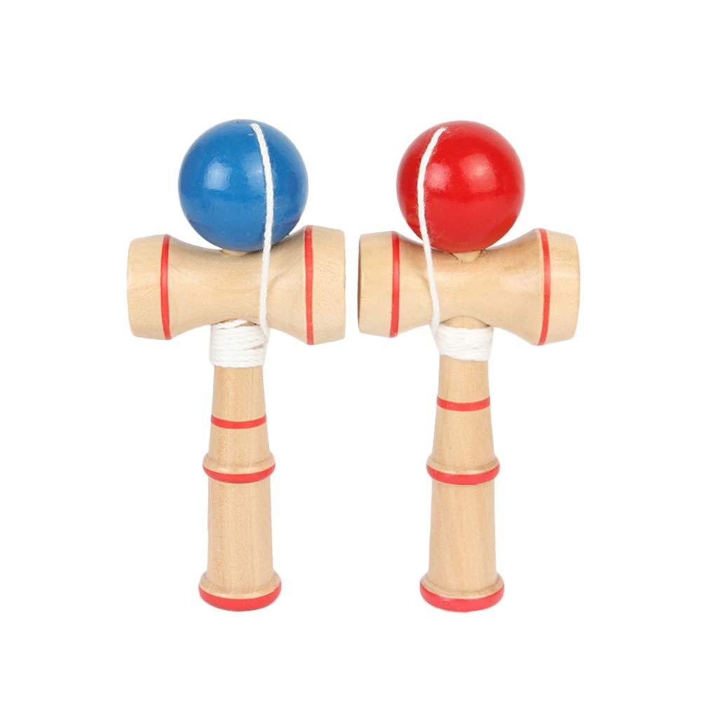 zuf/ällige Farbe Qsoleil Kunststoff Flugzeug Push-Along Spielzeug Baby Kleinkind Ziehen Spielzeug