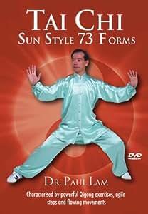 Tai Chi - Sun Style 73 Forms
