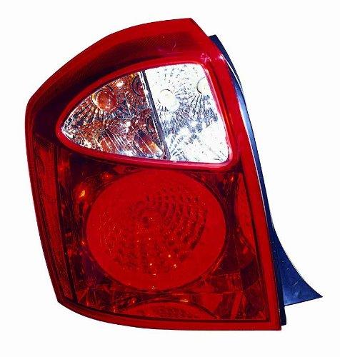 how to open kia rio sedan 2007 model headlight
