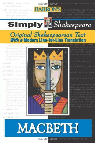 Macbeth (Simply Shakespeare) [Paperback] [2001] First Edition Ed. Robert R. Roth, William Shakespeare