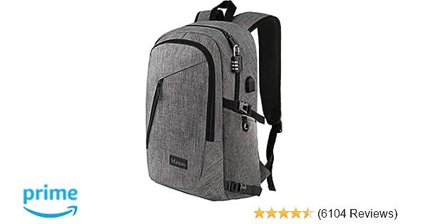 Amazon.com  Laptop Backpack 464edd93a18c2