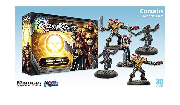 Amazon.com: Corsairs Game by Ninja Divishion: Toys & Games