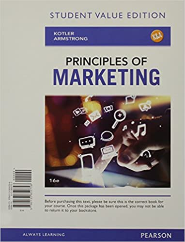 Amazon principles of marketing student value edition 16th amazon principles of marketing student value edition 16th edition 9780133850758 philip t kotler gary armstrong books fandeluxe Images