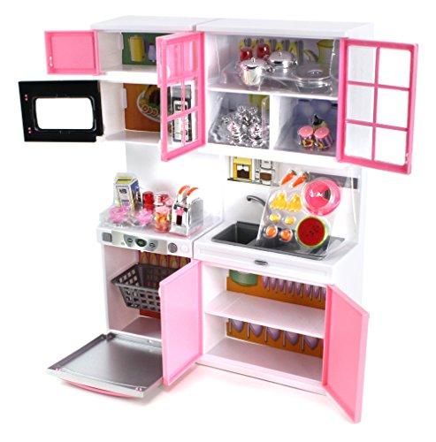 Kitchen Set Toys India: Modern Kitchen 16 Battery Operated Toy Kitchen Playset