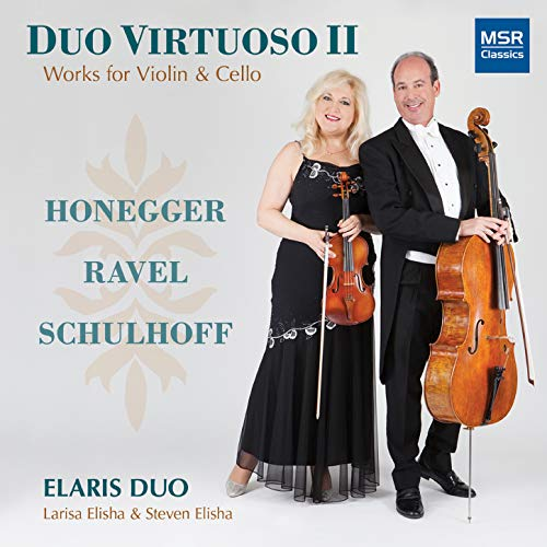 Duo Virtuoso II - Works for Violin and ()