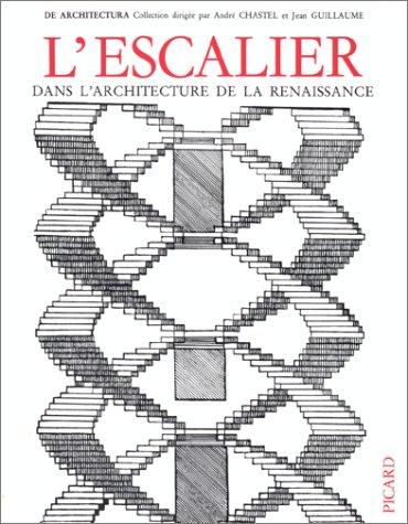 L'escalier dans l'architecture de la Renaissance, volume 2