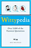 Wittypedia, Des MacHale, 185375823X