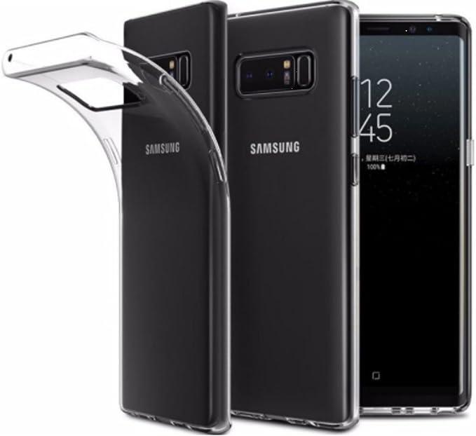 N950 Galaxy Capa 8 br Samsung Transparente Amazon - Note com