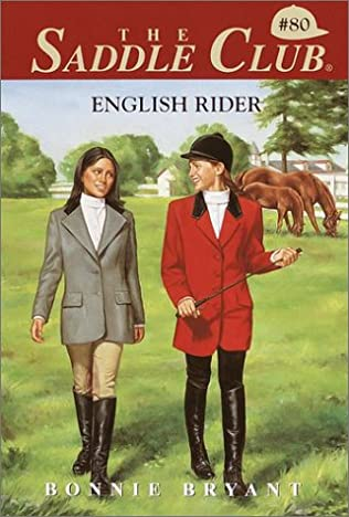 book cover of English Rider