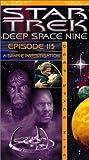 Star Trek - Deep Space Nine, Episode 115: A Simple Investigation [VHS]