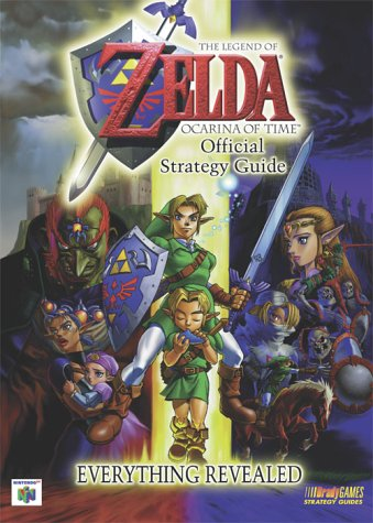 The Legend of Zelda: Ocarina of Time Official Strategy Guide (Bradygames Strategy Guides) (Legend Of Zelda Ocarina Of Time 3ds Guide)