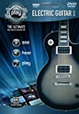 Alfred's Play Electric Guitar Basics: The Ultimate Multimedia Instructor, DVD