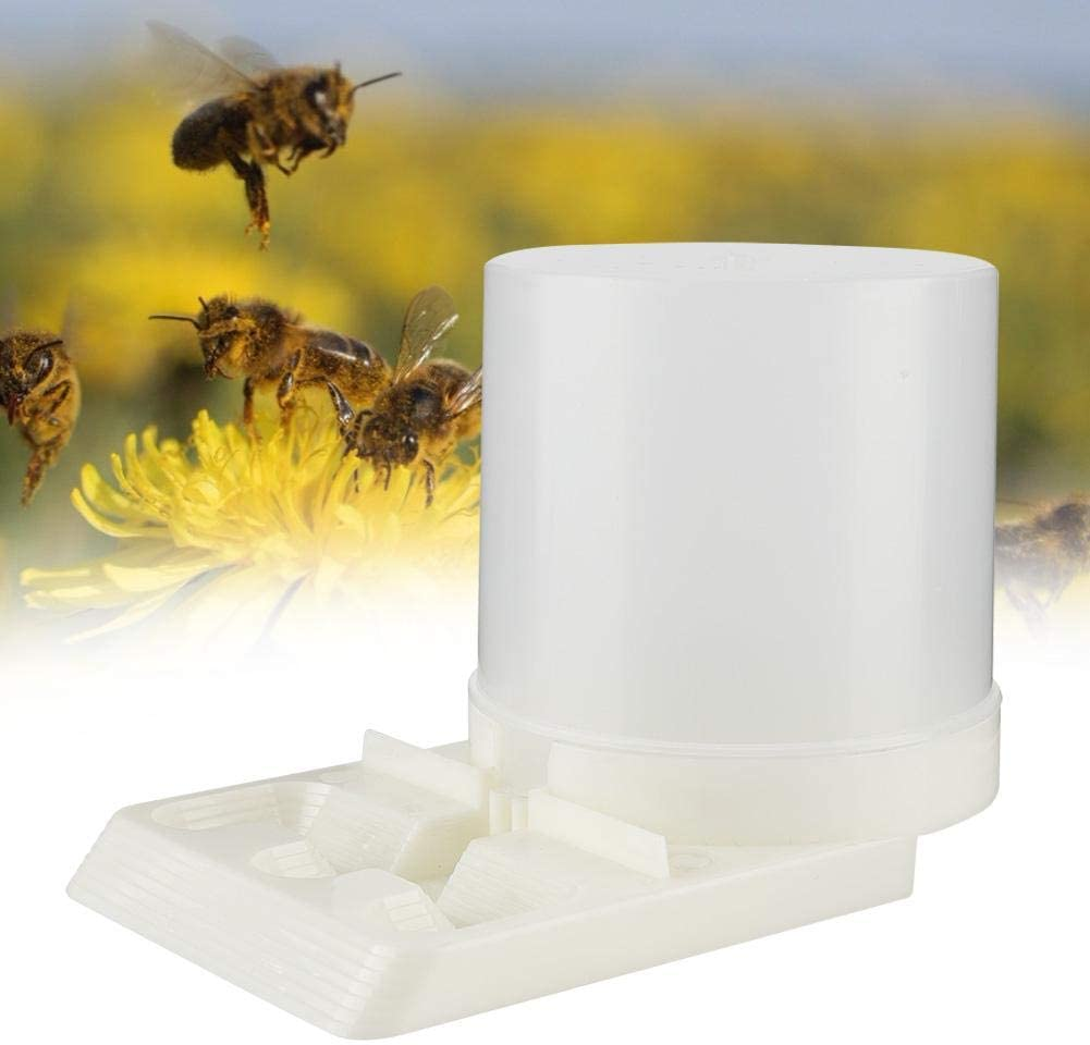 Caredy Bienenwasser-Zufuhr Bienenstock-Imkerei-trinkende Ausr/üstung Wasserspender-Bienenstock-Eingangs-Zufuhr-Bienen-trinkende Sch/üssel-Nest-Imker-Werkzeug 700ml