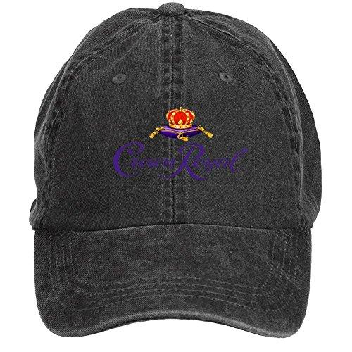 dotion-unisex-crown-royal-beer-design-baseball-caps