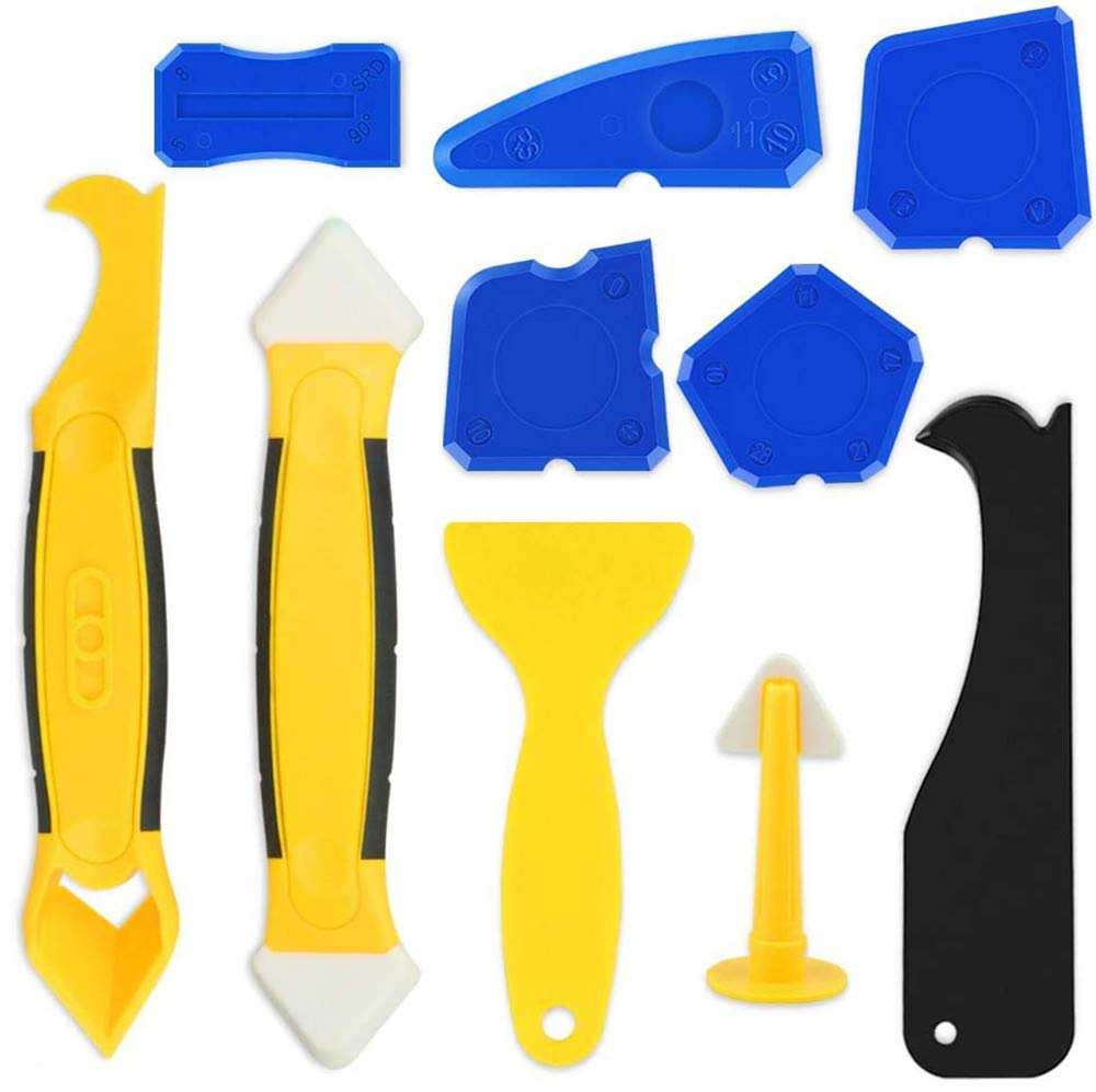 Silicone Caulking Tool Kit Sealant Remover Tool Silicone Sealant Finishing Tool Grout