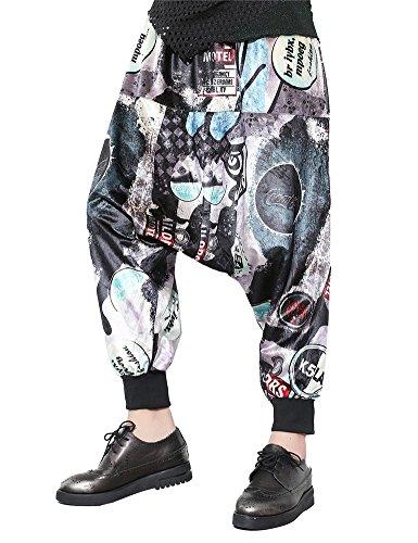 Donna Stile Bianco Harlan Nazionale Pantaloni T66qXv