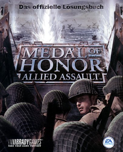 Medal of Honor - Allied Assault (Lösungsbuch)