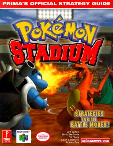 pokemon stadium prima s official strategy guide prima development rh amazon com pokemon stadium guide book pokemon stadium guide pdf