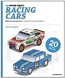 3D Paper Craft Racing Cars, Patrick Pasques, 8492810637